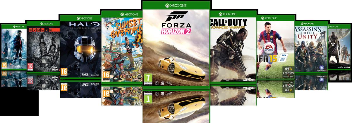Игры Xbox One на русском языке - XBOX.SU